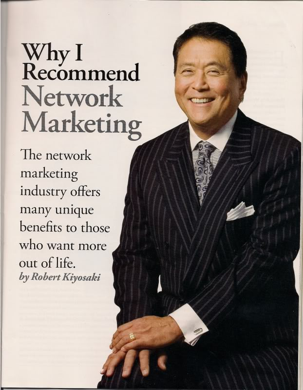 Network Marketing… A Brilliant Wealth Creation Vehicle!