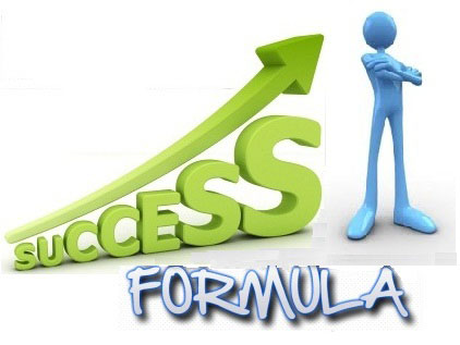 formula for success Is there an established formula that guarantees success i have created a formula that includes seven of the most important aspects that correlate with success.