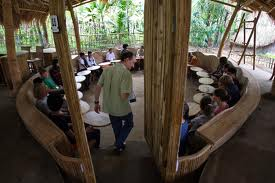 Check out a Green School classroom
