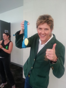 Natalie Cook Gold Medalist 2000 Olympics